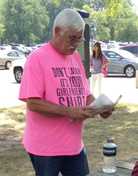 Grandpas Who Only Get Cooler As They Get Older (37 pics)