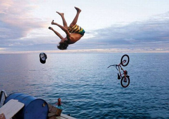 When Awesome Moments Get Caught On Camera (57 pics)