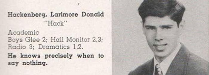 Yearbook Quotes That Prove Humor Has No Expiration Date (19 pics)