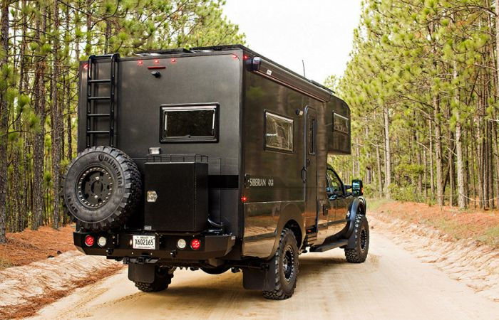 An Adventure Vehicle Everyone Will Want To Drive (27 pics)