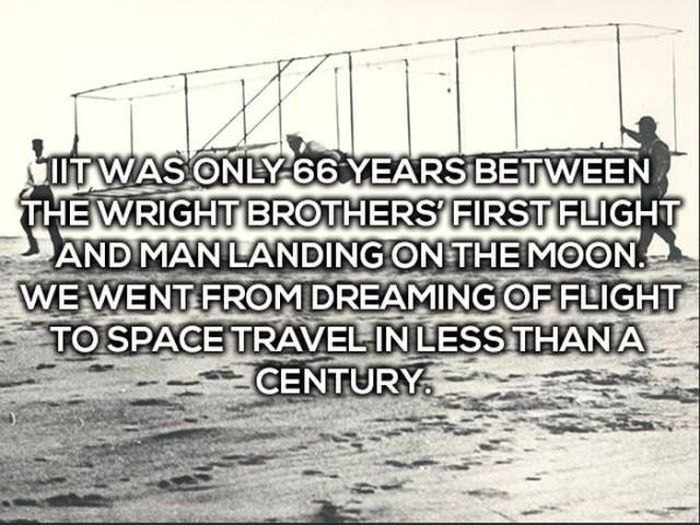 Facts That Are A Little Hard To Wrap Your Head Around (15 pics)