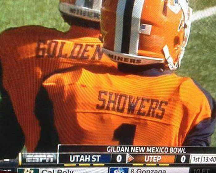 Jerseys That Align Better Than The Stars In The Sky (26 pics)