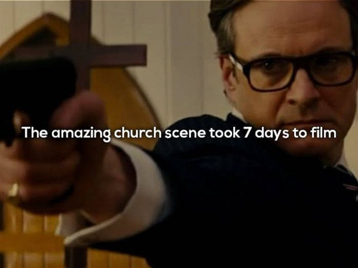 Royal Facts You Need To Know About Kingsman: The Secret Service (20 pics)