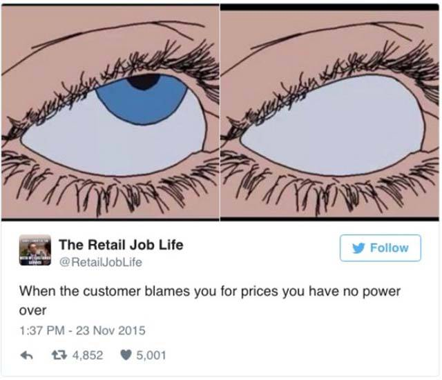 Horror Stories That All Retail Workers Can Relate To (28 pics)