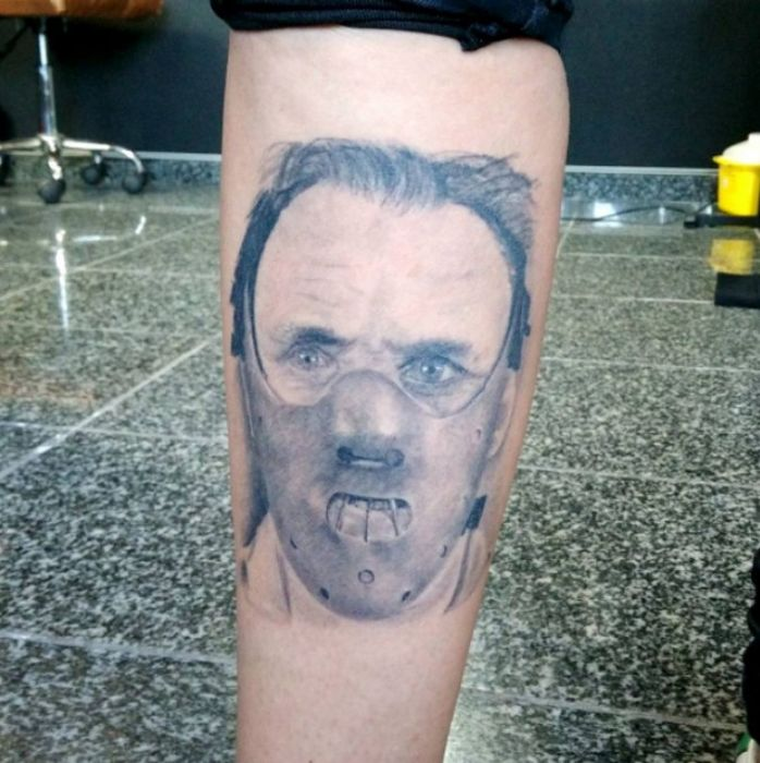 Epic Tattoos Inspired By Movies That Are Pure Artistic Genius (40 pics)