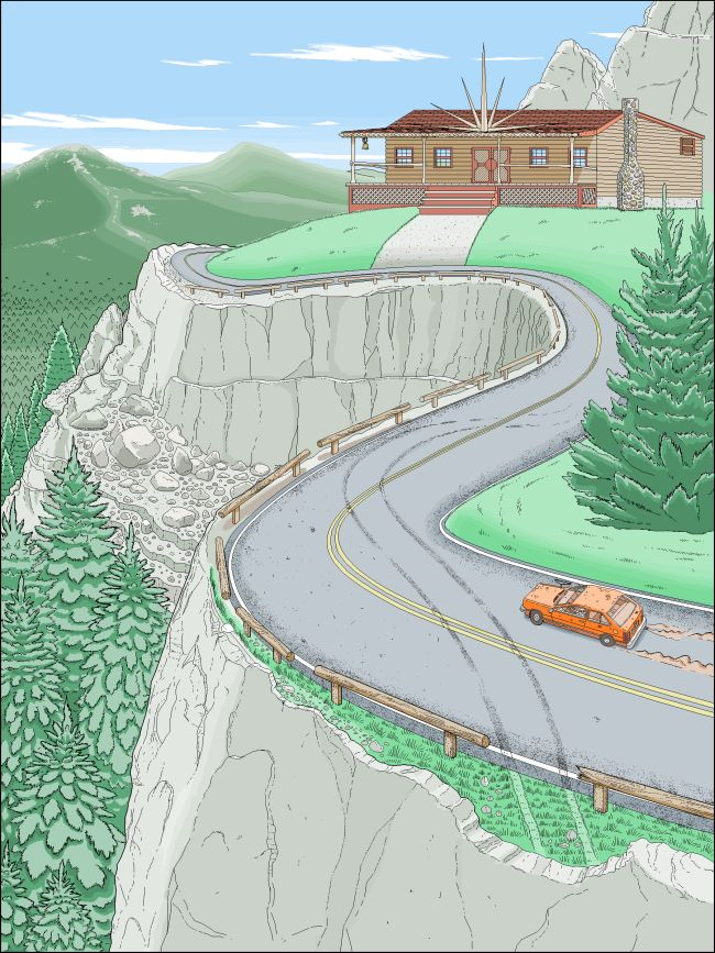 Guy Spends 10 Years Using Microsoft Paint To Illustrate His Book (9 pics)