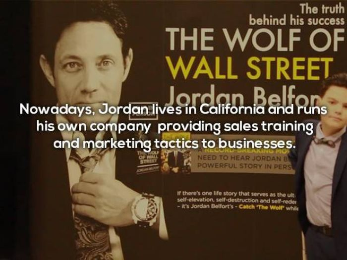 Insane Facts About The Wolf Of Wall Street Jordan Belfort (17 pics)