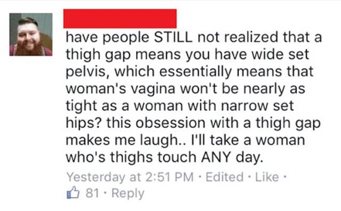 Some People Just Do Not Understand The Female Body (19 pics)