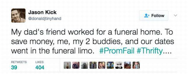 Prom Fails That Are Too Funny Not To Laugh At (20 pics)