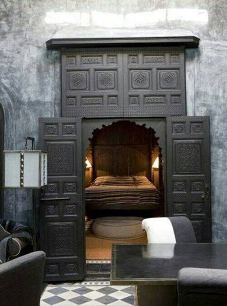Proof That Narnia Can Be Accessed From A Lot Of Hidden Places (24 pics)