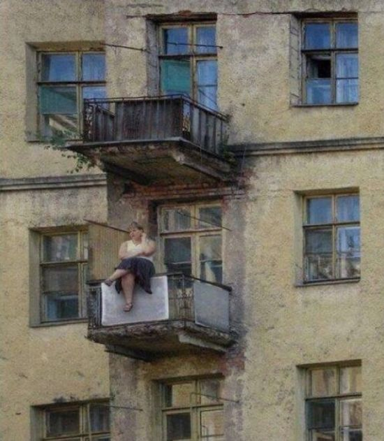 Women And Safety Just Don't Go Together (15 pics)