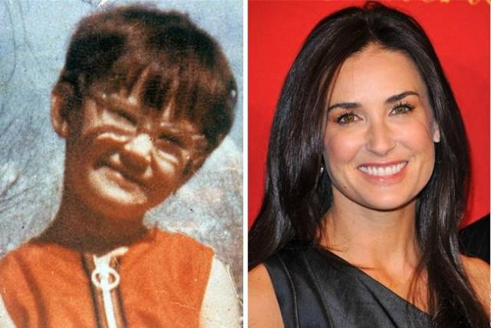 Nobody Expected These Celebs To Become Sex Symbols Back In The Day (13 pics)