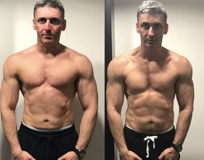 Proof You Can Transform Your Body After 40 (7 pics)