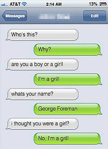 Texting Is A Troll's Paradise (25 pics)