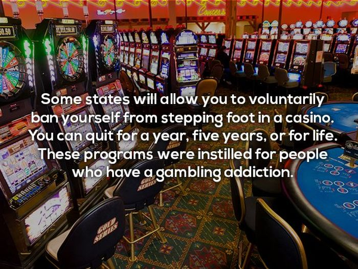 Hit The Knowledge Jackpot With These Awesome Casino Facts (17 pics)