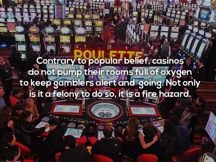 Casino Facts