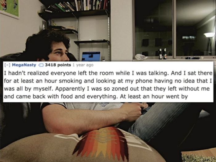 People Admit The Weirdest Things They've Ever Done While High (18 pics)