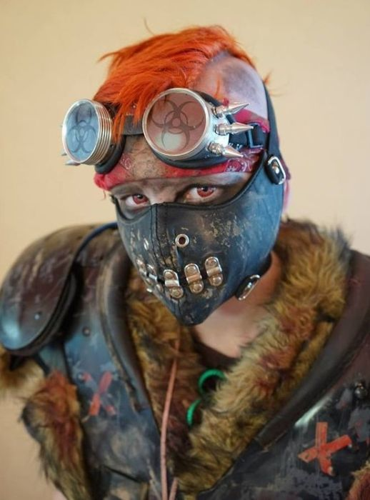 Fashion Choices That Will Get You Ready For The Apocalypse (25 pics)