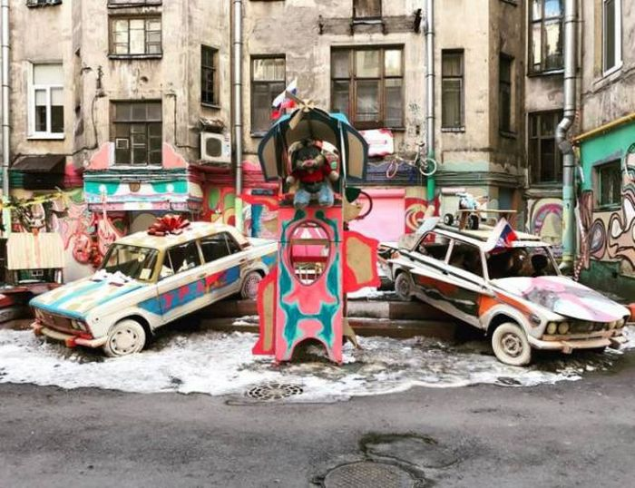 Pictures That Prove Russia Is Ridiculously Weird (48 pics)