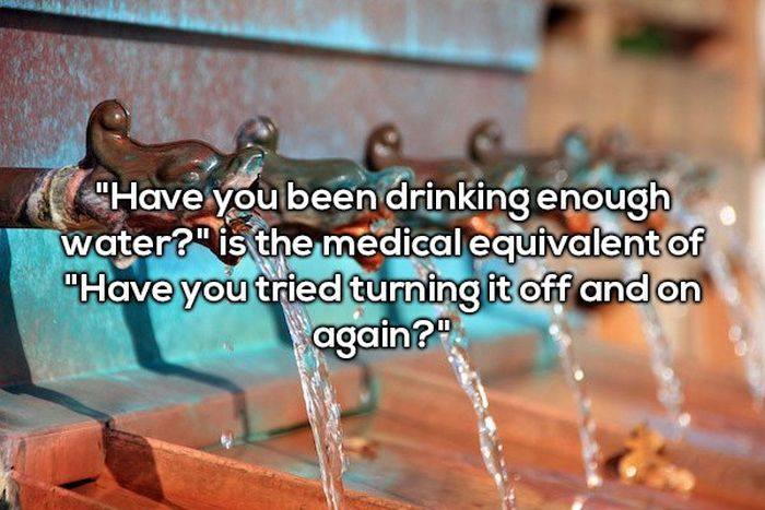Shower Thoughts That Will Really Mess With Your Mind (20 pics)