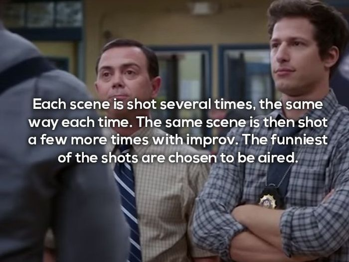 Time For Some Fun Facts About Brooklyn Nine-Nine (17 pics)