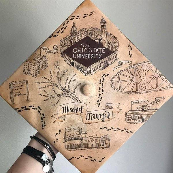 Impressive Graduation Caps That Deserve To Fly High (30 pics)