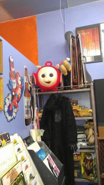 Wow, Thrift Shops Have Some Really Weird Stuff (37 pics)