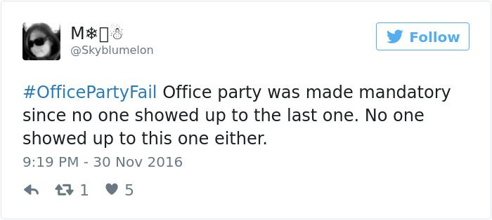 People Share Their Favorite Office Party Wins And Fails (15 pics)