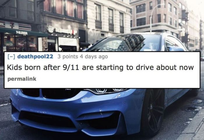Statements That Will Make You Feel Extremely Old (12 pics)