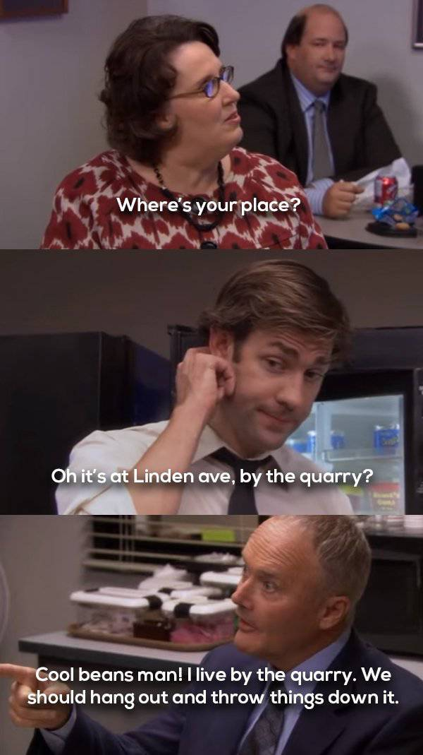 Creed Bratton's Weird Humor Is Absolutely Hilarious (20 pics)