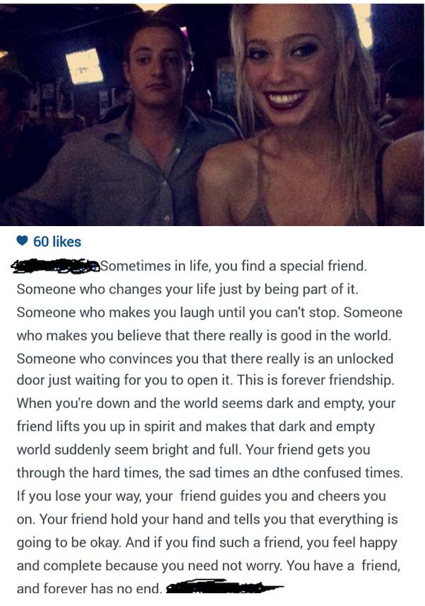 Photos That Prove The Friend Zone Is A Heartbreaking Place (20 pics)