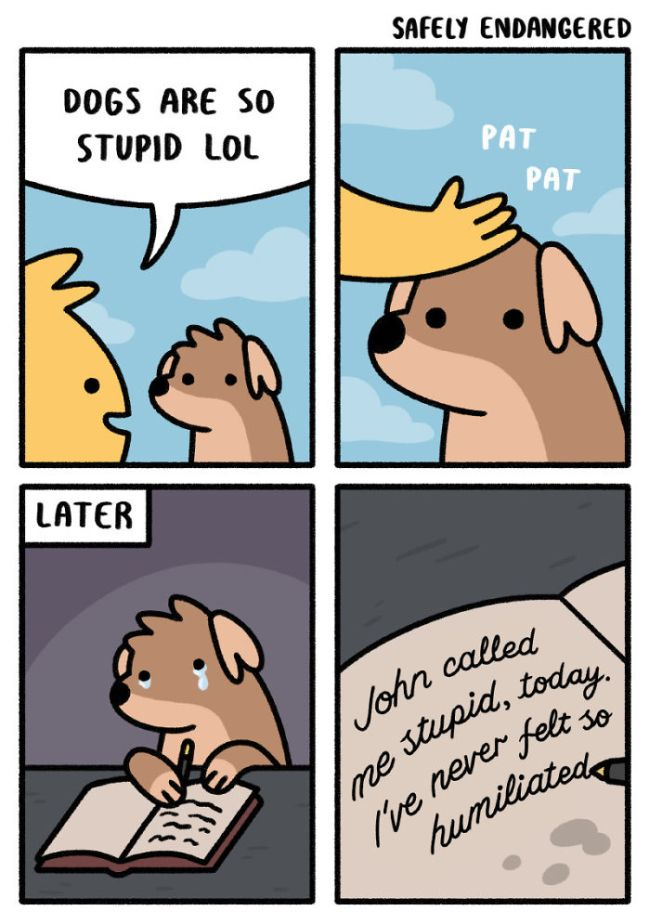 Safely Endangered Comics That Will Crack You Up (20 pics)