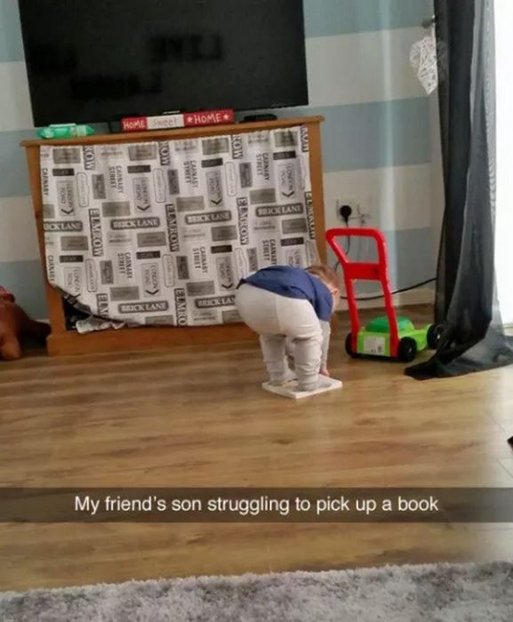 Hilarious Snapchat Pics That Will Keep You Laughing All Week Long (22 pics)