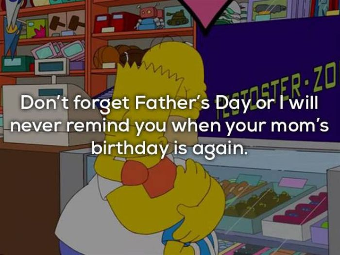 Dads Always Give The Best Advice (19 pics)