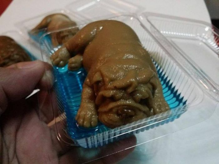 Realistic Thai Pudding Is Slightly Disturbing (4 pics)