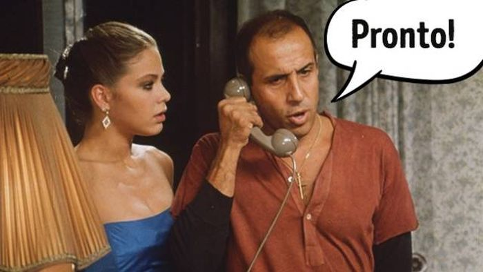 How People In Different Countries Answer The Phone (12 pics)