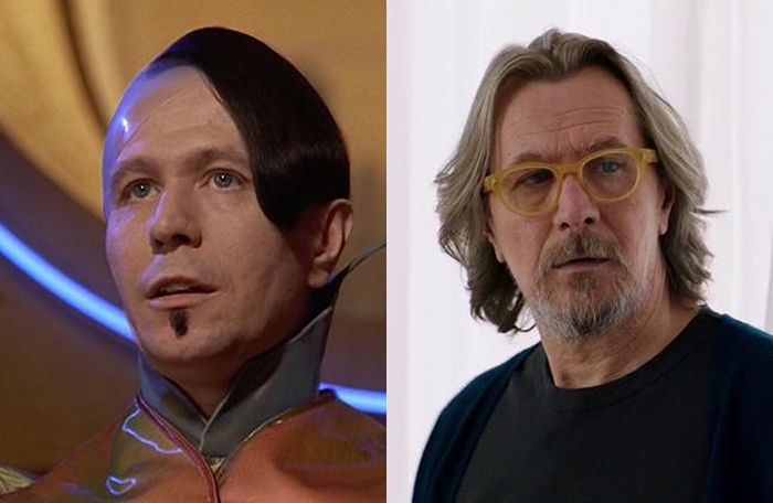 What The Cast Of The Fifth Element Looks Like Now (10 pics)