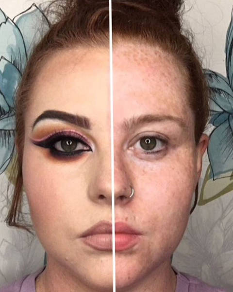 Makeup Artist Determined To Show The World True Beauty (25 pics)