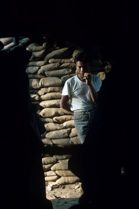 Photos That Show The Daily Life Of A Vietnam War Veteran (28 pics)