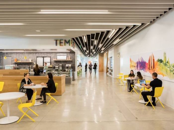 Adobe's Headquarters Have Everything Any Employee Every Want (32 pics)