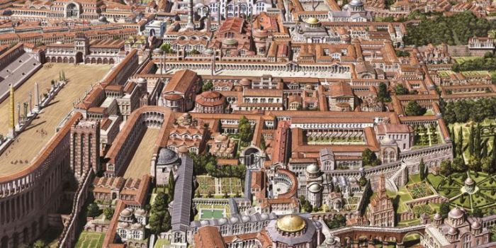 Overview Of Constantinople And Its Great Monuments (6 pics)