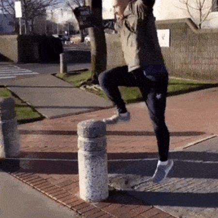 People Who Fail Provide Humor For Us All (16 gifs)