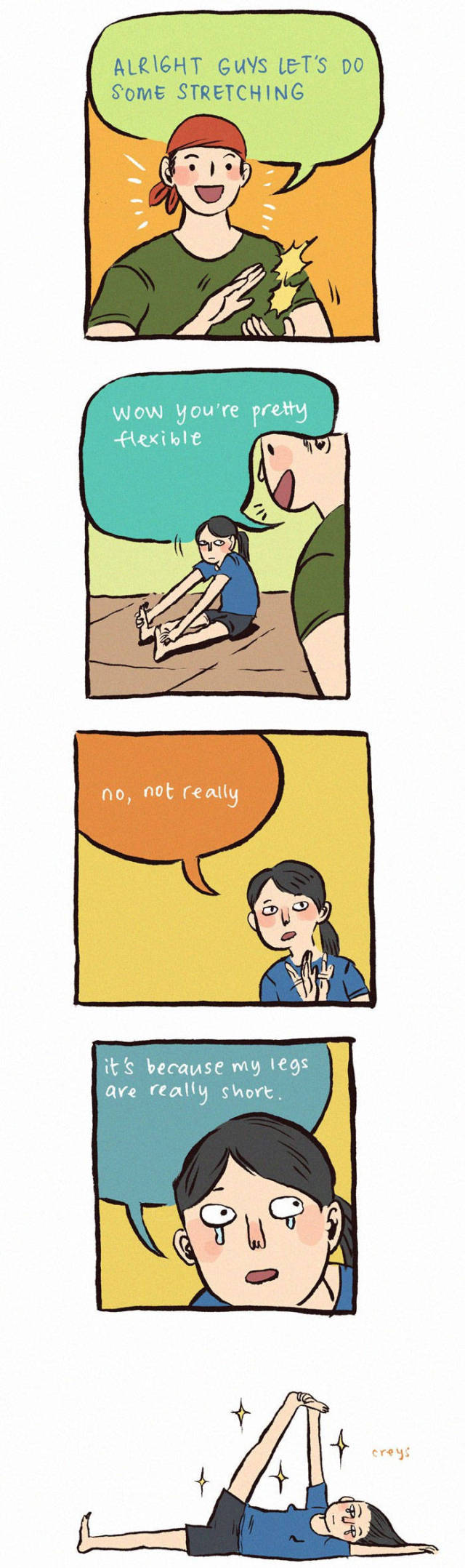 Comics That Explain What Life Is Like With A Boyfriend That's A Giant And A Nerd (42 pics)