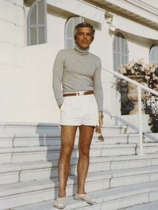 Throwback Photos Of Guys Trying To Look Cool In Short Shorts (20 pics)