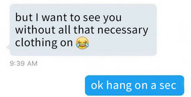 Girl Finds Genius Way To Troll Perverts Asking For Nudes (8 pics)