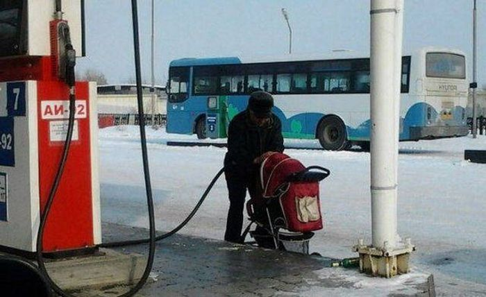 Russia Keeps Taking Craziness To The Next Level (38 pics)