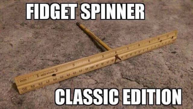 Now Everyone Wants To Own A Fidget Spinner (32 pics)