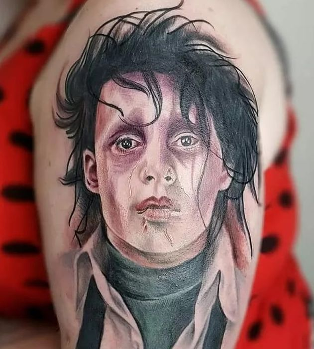 Amazing Tattoos That Were Inspired By Movies (33 pics)