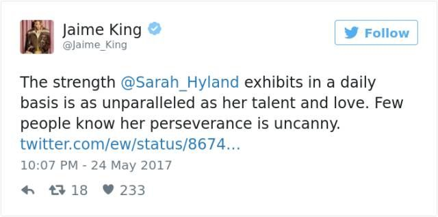 Modern Family Star Sarah Hyland Reacts To Body Shamers (16 pics)