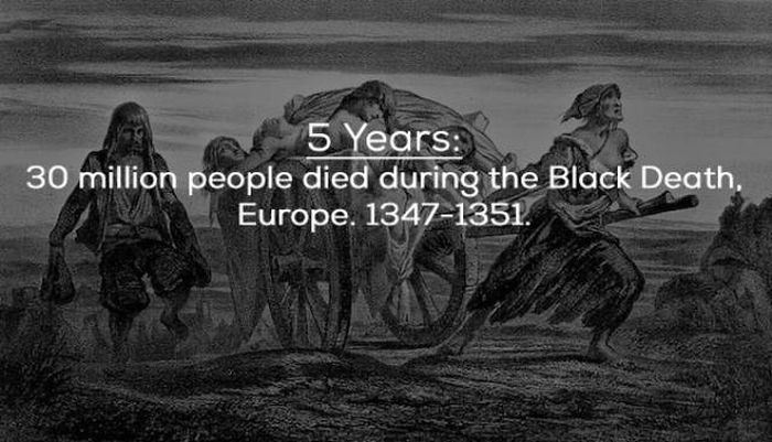 Historic Moments That Brought The Most Deaths To Mankind (20 pics)